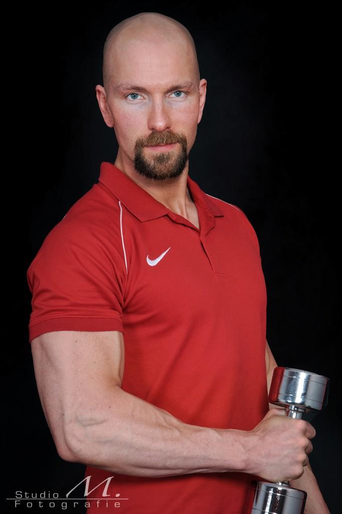 Personal Fitness Trainer: Steve Brenke