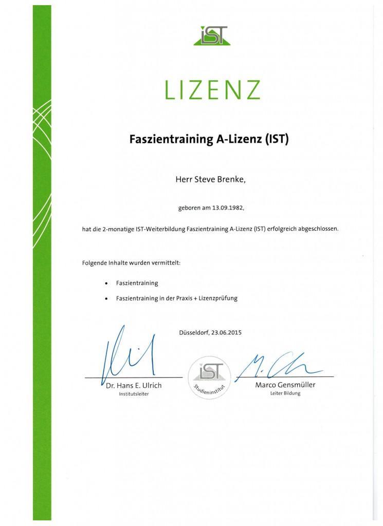 FT Lizenz