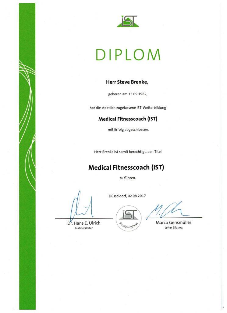 Diplom Medical Coach